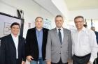 Solenidade para a comemoração do 50º aniversário da Receita Federal do Brasil em Registro