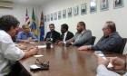 Presidente e diretores da ACIAR recebem cônsul da Costa do Marfim