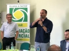 Eduardo Bolsonaro na ACIAR