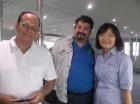Viagem Experimental Catamarã - Ilha Comprida-Registro (17/10)
