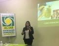 Notícia: Jornalista fala sobre vida e saúde em happy realizado em parceria da ACIAR com UNIMED