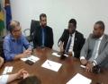 Notícia: Cônsul honorário da Costa do Marfim visita ACIAR e fala sobre parcerias