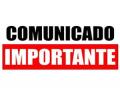 Comunicado | Comerciantes | Nº 1