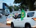 ACIAR promove carreata em protesto contra fechamento do comércio
