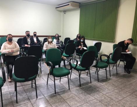 Notícia: Colaboradores da ACIAR participam de curso intensivo sobre a LGPD