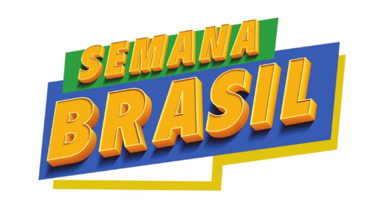 Notícia: Semana Brasil: 3ª edição da campanha será realizada de 3 a 13 de setembro