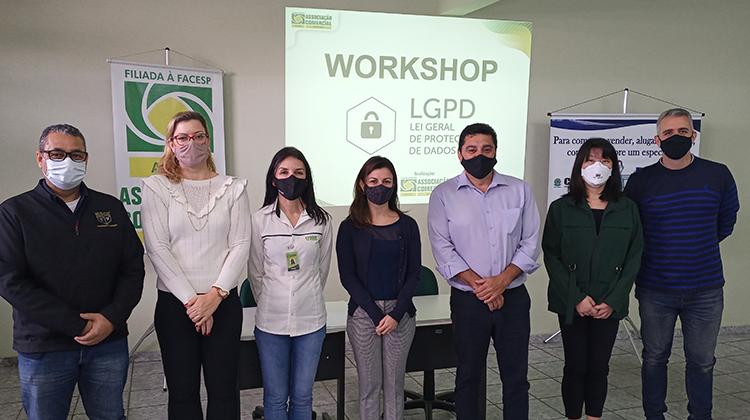 Notícia: ACIAR promove workshop sobre LGPD para Núcleo Imobiliário